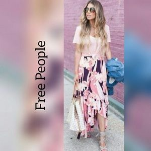 Bnwt-FreePeople Bring back the Summer Maxi Skirt